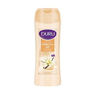 Duru Duş Jeli Fruit - Milk Vanilya Ve Süt 450 ml
