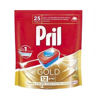 Pril Gold Tablet 25 Li