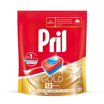 Pril Gold Tablet 30 lu